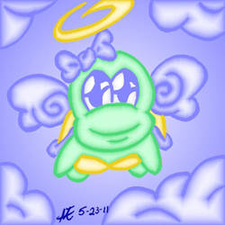 Flying turtle by 4dreamcastonly
