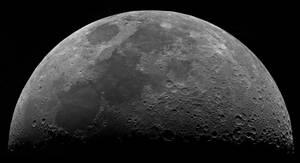 Half Moon Mosaic by astronomymike