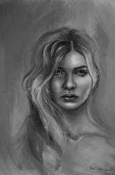 Portrait by 4kat
