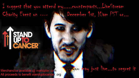 Darkiplier Wants You There by Alltoomuch