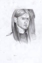 Burzum Varg Vikernes by xnerex