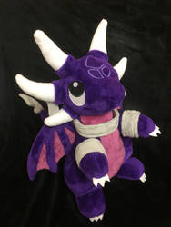Custom PenDragons Cynder The Dragon  by angelberries