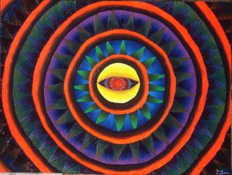 The Solar Eye by KavotofFire