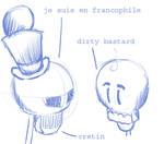 Je suis en Francophile by alex190381
