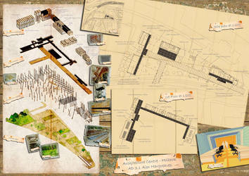 Architecture Centre - Plans by alex190381