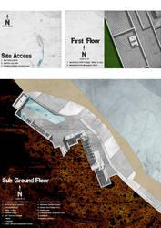 Sub Ground Floor plan by alex190381