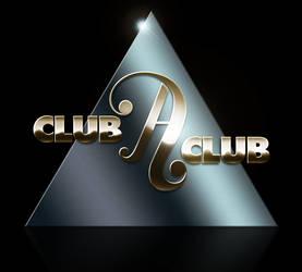 +Club A Club Identity by aparture