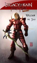 Legacy of Kain -BloodOmenComics - William The Just by Dark-thief