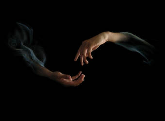 Smoky Hands by Real-Illusion