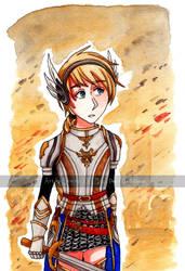 + LGR: Jeanne d'Arc + by SerketXXI