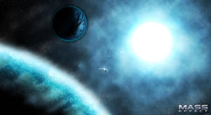 Mass Effect Jorney by Pateytos
