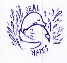 Seal Mates by RikaAkira
