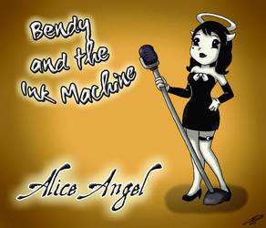 Alice Angel by SakuraAtsue