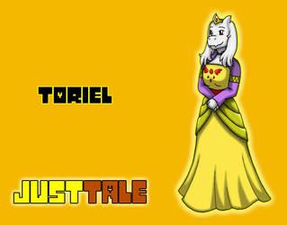 Reina Toriel = JustTale by SakuraAtsue