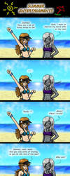 Summer Entertainments (english version) by SakuraAtsue