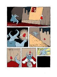 bat dream by peter-jan