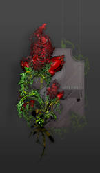 Venusian Flower by dronsu