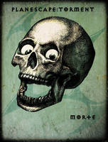 Morte by w1tchbones