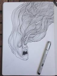 Me, myself and my demons by purakashi