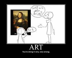 Not Art by LevitatingShrubbery