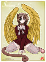 gift art: Sakura by The-Nai