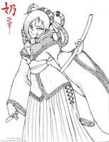 Samurai 2 by The-Nai