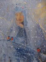 'The winter' 2014 by Vladimir-Kireev