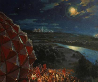 The Holy Night (2015) by Vladimir-Kireev