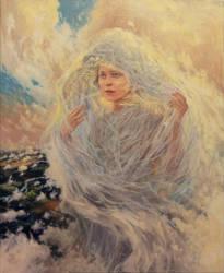 THE CLOUD by Vladimir-Kireev