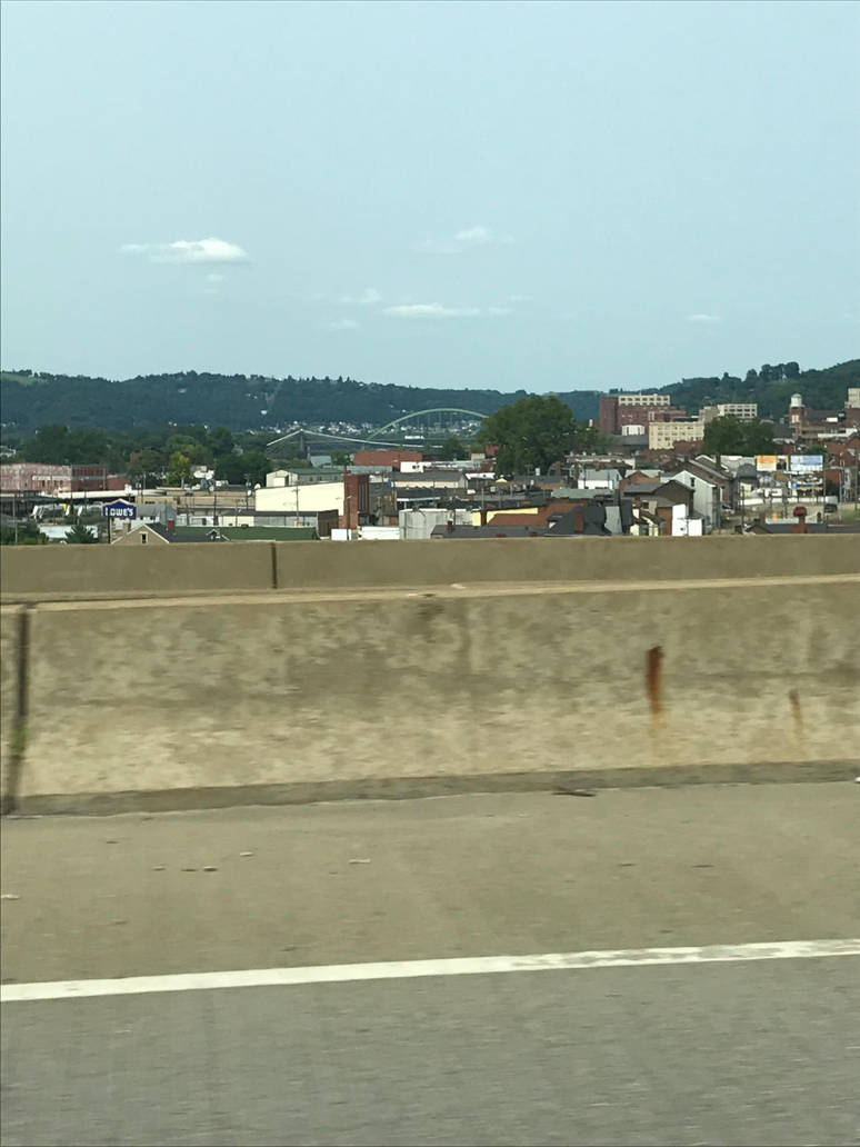 Wheeling West Virginia by BluePurpleBadger