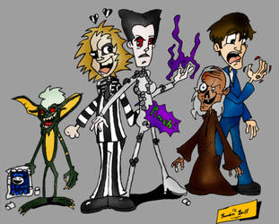Horror Icon Group: Comedy by DanteHicks37