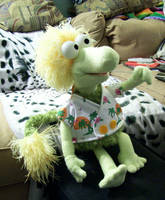 Wembley Fraggle, complete at last! by Negaduck9