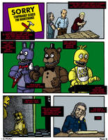 FNAF: Requiem with a Birthday Cake, page 16 by Negaduck9