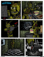 FNAF: Requiem with a Birthday Cake, page 25 by Negaduck9