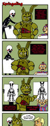 Springaling 19: How the Sausage is Made by Negaduck9