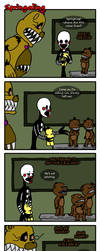 Springaling 70: The Presence of Absence by Negaduck9