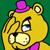 Fredbear Facepalm Emoticon