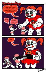Springaling 224: Every good thing by Negaduck9