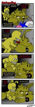 Springaling 330: Mister Grumpy Pants by Negaduck9