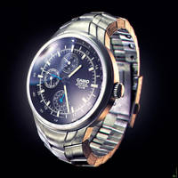 Casio Edifice Watch by Cage-waRp