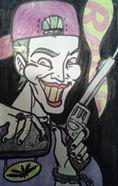 joker bang by BoggieNightBoy