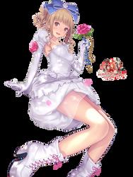 White Dress by ViviFloretta