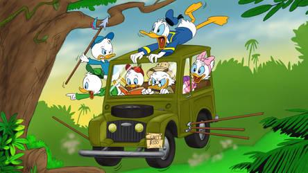DuckTales Redux by CalamityKangaroo