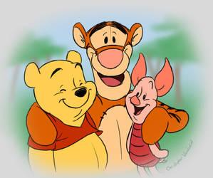 Oh, Pooh! by CalamityKangaroo