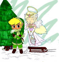 December16th:Ride in the Snow by Nenilein
