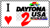 Daytona USA 2 Stamp by JohnK222