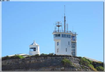Nobby's Head Lighthouse by JohnK222