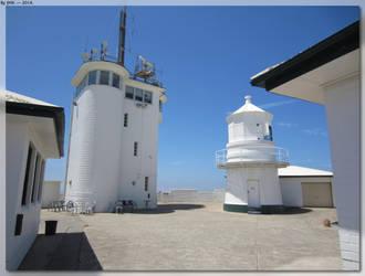 Nobby's Head Lighthouse 3 by JohnK222