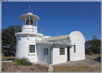 Clarence River Lighthouse 2 by JohnK222