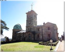Sydney Observatory by JohnK222